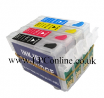 Refillable Ink Cartridges(Now no VAT)